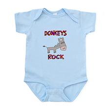 Donkeys Rock Infant Bodysuit