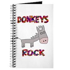 Donkeys Rock Journal