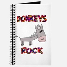 Donkeys Rock Journal