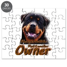 Responsible Rott Owner Puzzle