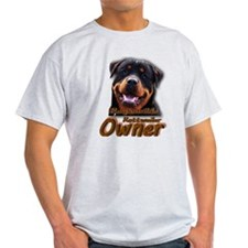 Responsible Rott Owner T-Shirt