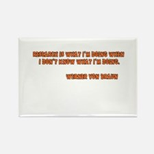 Research Rectangle Magnet (10 pack)