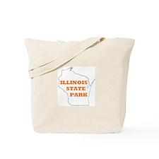 Illinois State Park Tote Bag