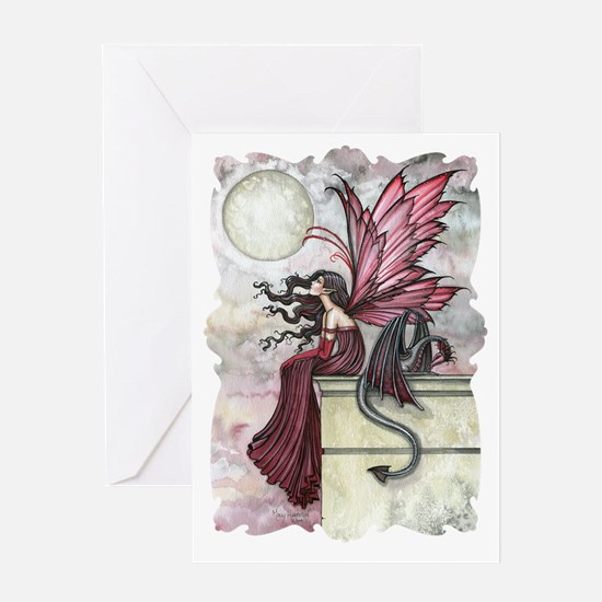 Fairy and Dragon Fantasy Art by Molly Harrison Gre