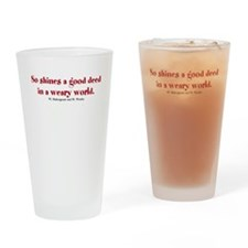 Cute Random acts of kindness Drinking Glass