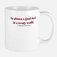 A Good Deed Mugs