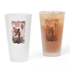 The Golden Dragon Drinking Glass