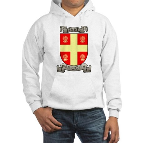 Reed Family Motto Hooded Sweatshirt