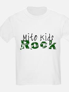 Mito Kids Rock T-Shirt