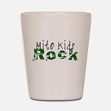 Mito Kids Rock Shot Glass