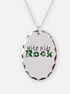 Mito Kids Rock Necklace