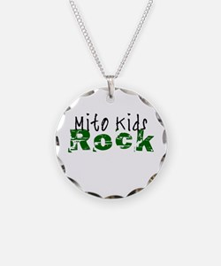 Mito Kids Rock Necklace