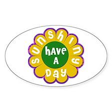 Sunshine Day Decal