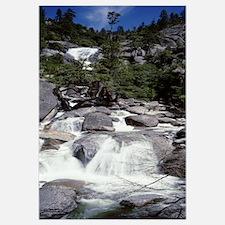 Cascade Falls Yosemite National Park CA