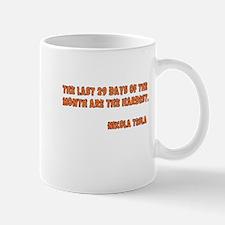 Last Days Mug