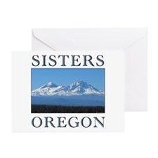 Funny Portland oregon Greeting Cards (Pk of 20)