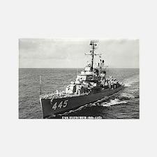 USS FLETCHER Rectangle Magnet