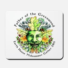 2011 Father of the Greenwood Mousepad