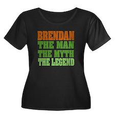 Brendan The Legend T