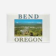 bend oregon Magnets