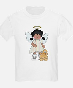 Angel Louise and Capt. Fluff T-Shirt