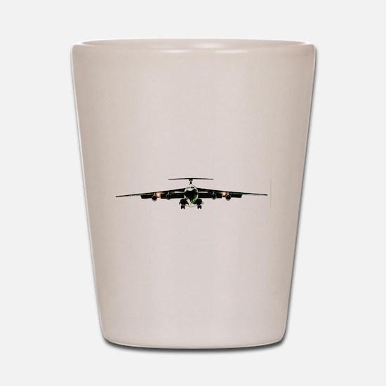 C-141 Shot Glass