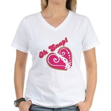 Oh Snap Heart Shirt