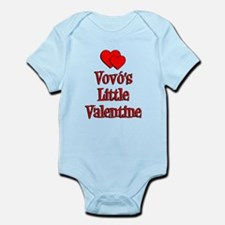 Vovo's Little Valentine Infant Bodysuit