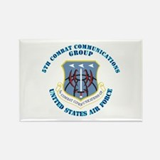 5th Combat Communications Group with Text Rectangl