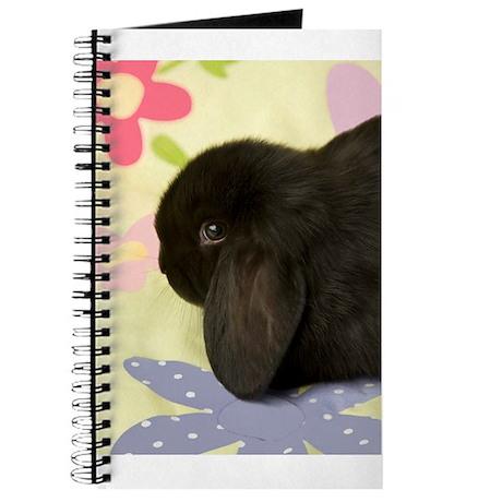Sweet Pea Bunny Journal