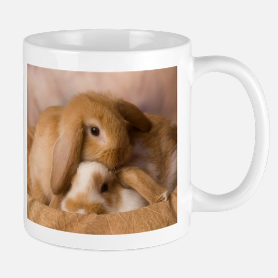 Cuddle Bunnies Mug
