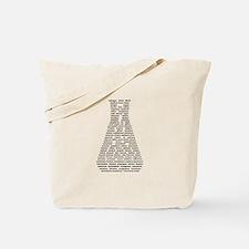 Cool Geek chemistry Tote Bag