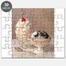 Ice Cream Bunny Puzzle