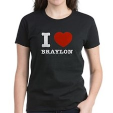I love Braylon Tee