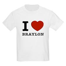 I love Braylon T-Shirt