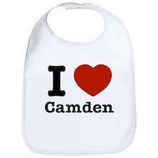 I love Camden Bib