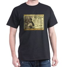 Vintage Insurance Ad T-Shirt