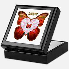 Wings of Love Keepsake Box