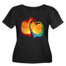 Lovey Dovey Hearts T