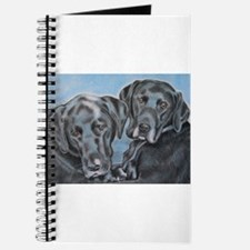 Cute Labrador Journal