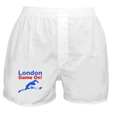 London Game On Boxer Shorts
