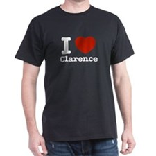 I love Clarence T-Shirt