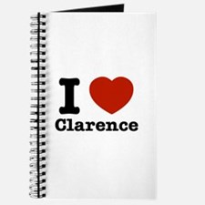 I love Clarence Journal