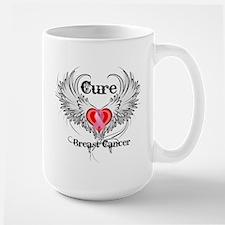Cure Breast Cancer Mug