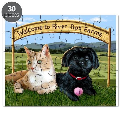 River & Roxy Puzzle