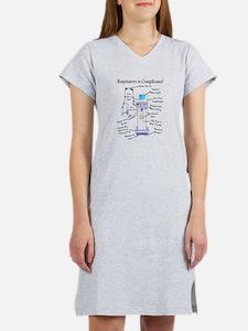 More Respiratory Therapy Women's Nightshirt