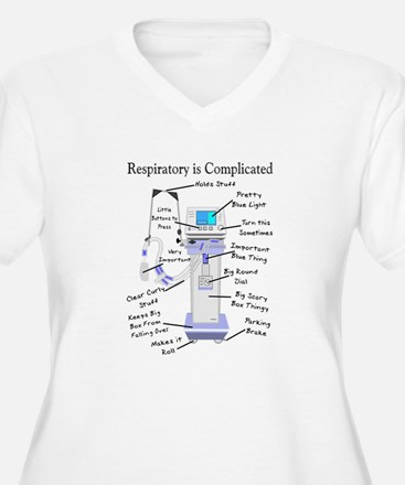 More Respiratory Therapy T-Shirt