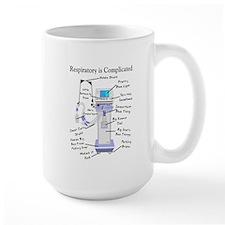 More Respiratory Therapy Mug