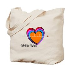 Cardiac Nurse Tote Bag