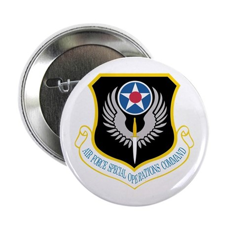 """Air Force Special Operations Command 2.25"""" Button"""